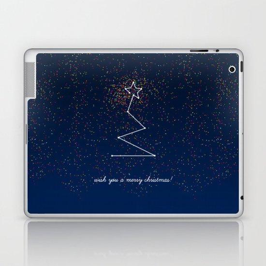 wish tree Laptop & iPad Skin