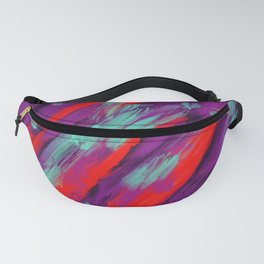 Dusk at the Steppe Fanny Pack
