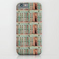 Les Volets  Slim Case iPhone 6s