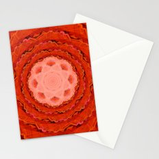 Webbed Depth Stationery Cards