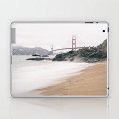 Baker beach Laptop & iPad Skin
