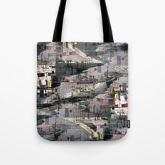 Think grief obfuscation inklings. Tote Bag