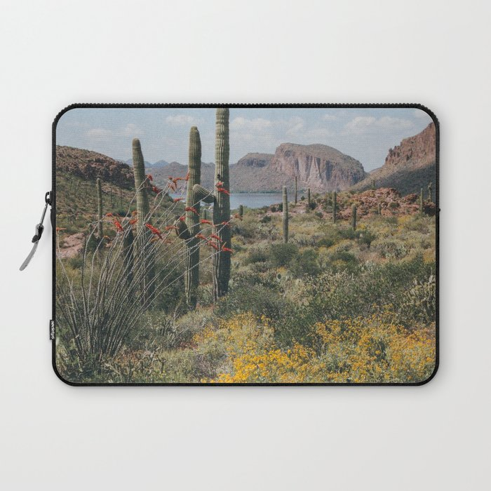 Arizona Spring Laptop Sleeve