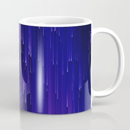 Meteor Shower Coffee Mug