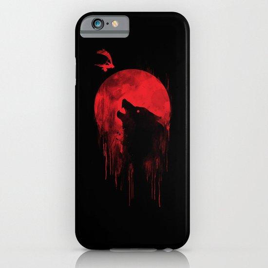 wolf hunter iPhone & iPod Case
