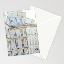 Montmartre Sunrise - Paris France Travel Photography Stationery Cards