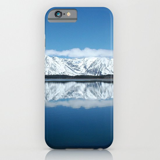 Grand Tetons iPhone & iPod Case