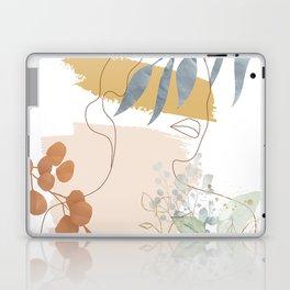 Line in Nature II Laptop & iPad Skin