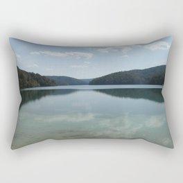 Croatian Beauty Rectangular Pillow