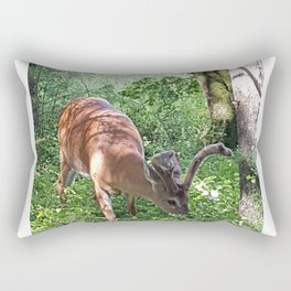 DINNER IN THE COVE Rectangular Pillow