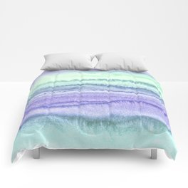 WITHIN THE TIDES - SPRING MERMAID Comforters