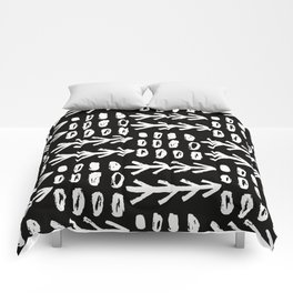 Hand Drawn Arrows Comforters