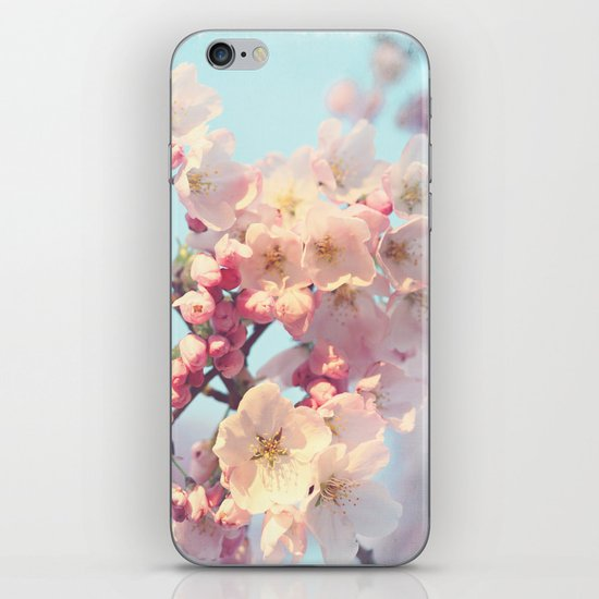 waiting for spring iPhone & iPod Skin