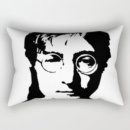 Portrait of John Rectangular Pillow