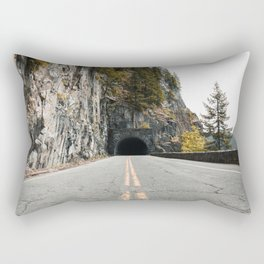Mountain Drive Rectangular Pillow