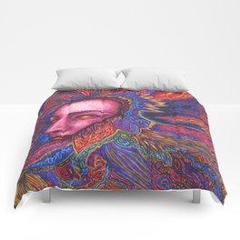 Queen of Feathers Comforters