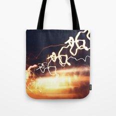 Spiralling Tote Bag