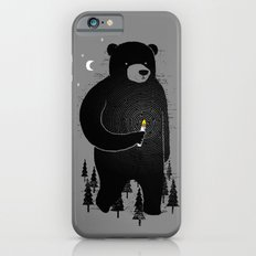 Lost in the wood Slim Case iPhone 6