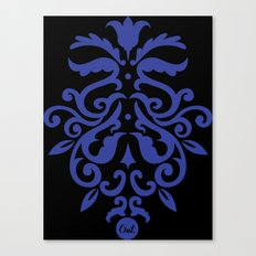 out ornamental Canvas Print