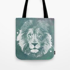 Lion's mark Tote Bag