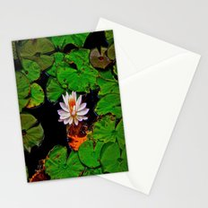 From the Lilypads Stationery Cards