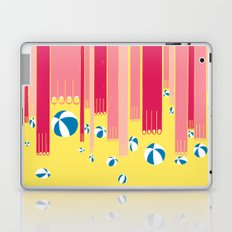 I can bowl a ball, many times in a row. Laptop & iPad Skin