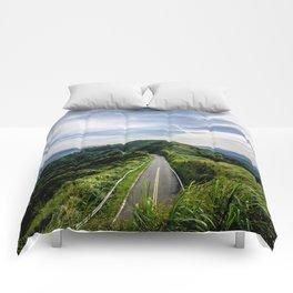 road to heaven Comforters