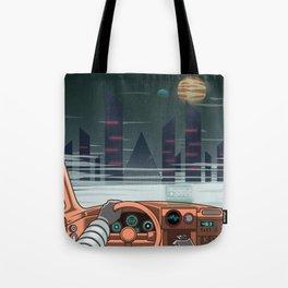 Night driver Tote Bag