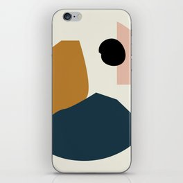 Shape study #1 - Lola Collection iPhone Skin