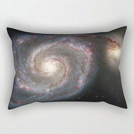 Messier 51 Rectangular Pillow