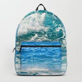 Kashmir Blue Sapphire Backpack