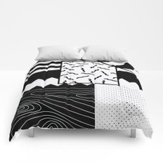 Sharkephant Comforters