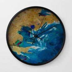 Lakeshore Limited Wall Clock