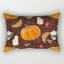 Rustic Fall Rectangular Pillow