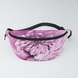 Chrysanthemum Pink Fanny Pack