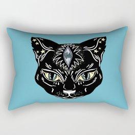 Stay Weird Rectangular Pillow
