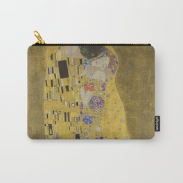 Gustav Klimt - The Kiss Carry-All Pouch