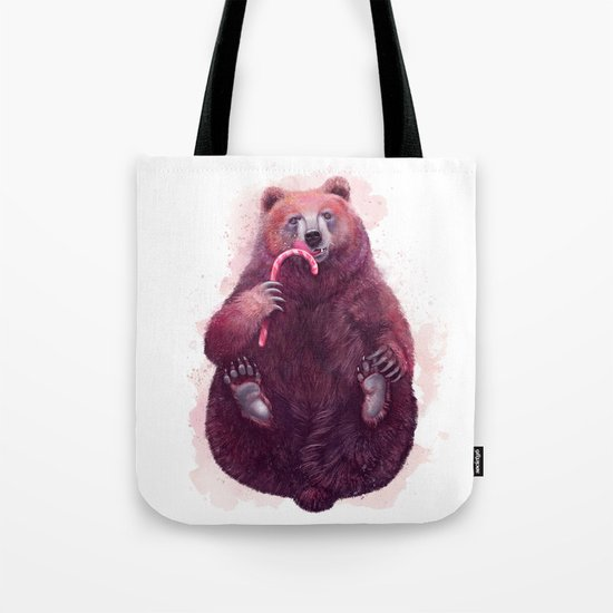 sweet bear Tote Bag
