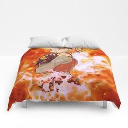 In Flames Comforters