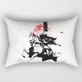 Samurai Japan Rectangular Pillow