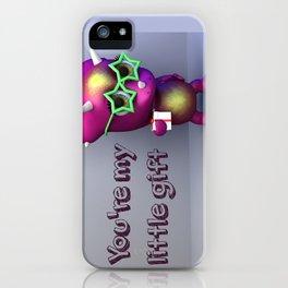 Tria Gift Love iPhone Case