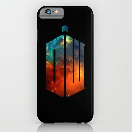 Doctor Who III iPhone & iPod Case