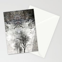 TREES besides MAGIC MOUNTAINS I Stationery Cards