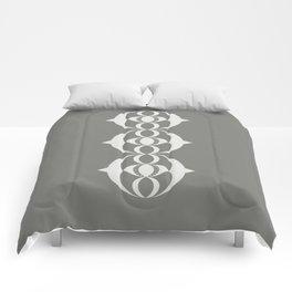 Alien crop circle, Sacred geometry Comforters