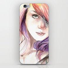Lass iPhone & iPod Skin