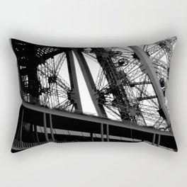 The Eiffel Tower Rectangular Pillow