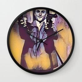 Robert De Niro // Taxi Driver Wall Clock