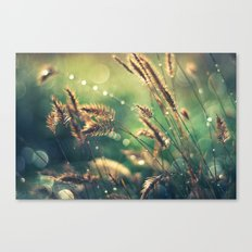 Microcosm Canvas Print