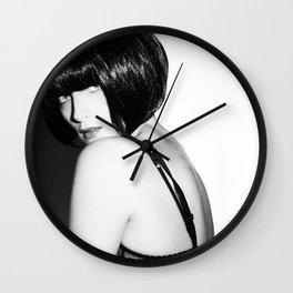 Showgirl Wall Clock