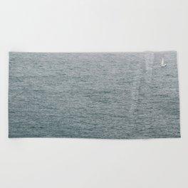 Lost Sailor Beach Towel